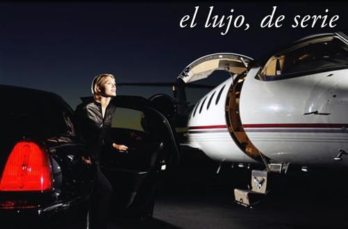 Nuestros aviones de lujo