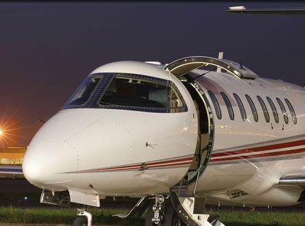 Small Private Jet