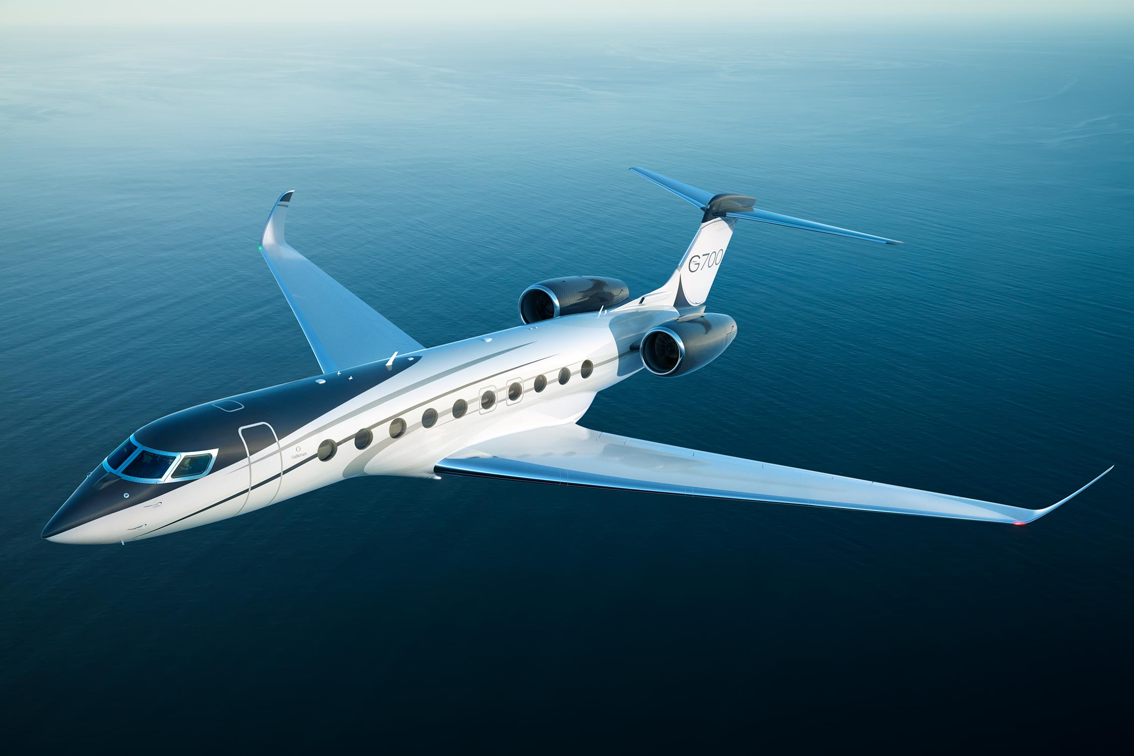 Gulfstream G700 Private Jet Charter