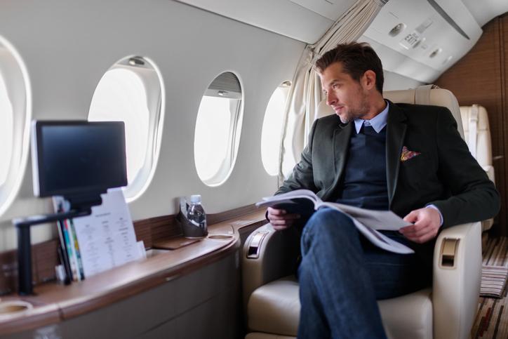 ¿Qué tamaño de avión privado elegir para tu empresa?